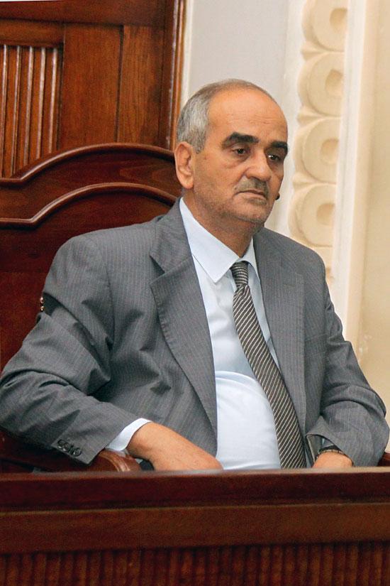 المستشار محمد عيد محجوب مساعد أول وزير العدل