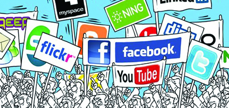 مواقع التواصل الإجتماعى