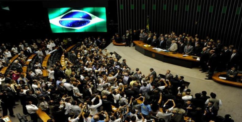 البرلمان البرازيلى