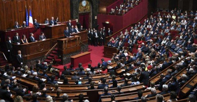 البرلمان الفرنسى