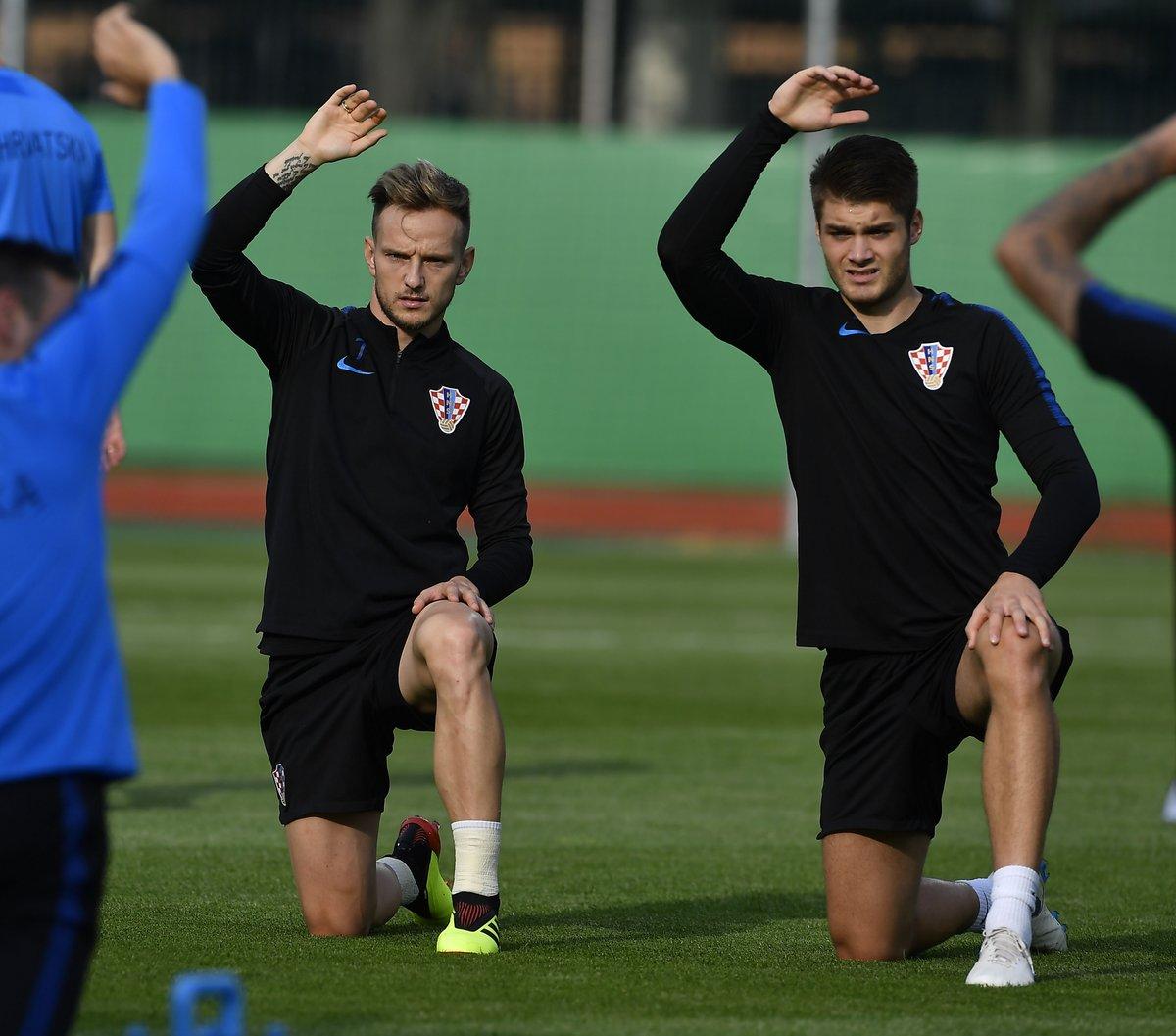 تدريبات المنتخب الكرواتى  (3)