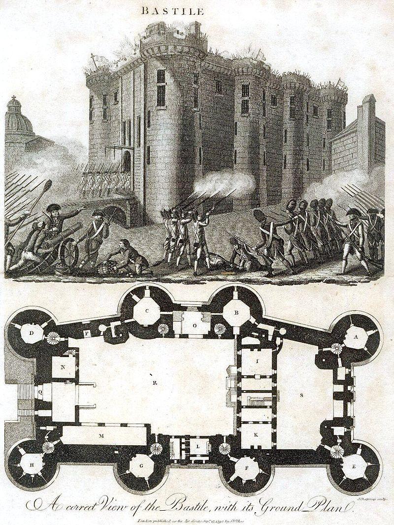 سجن الباستيل