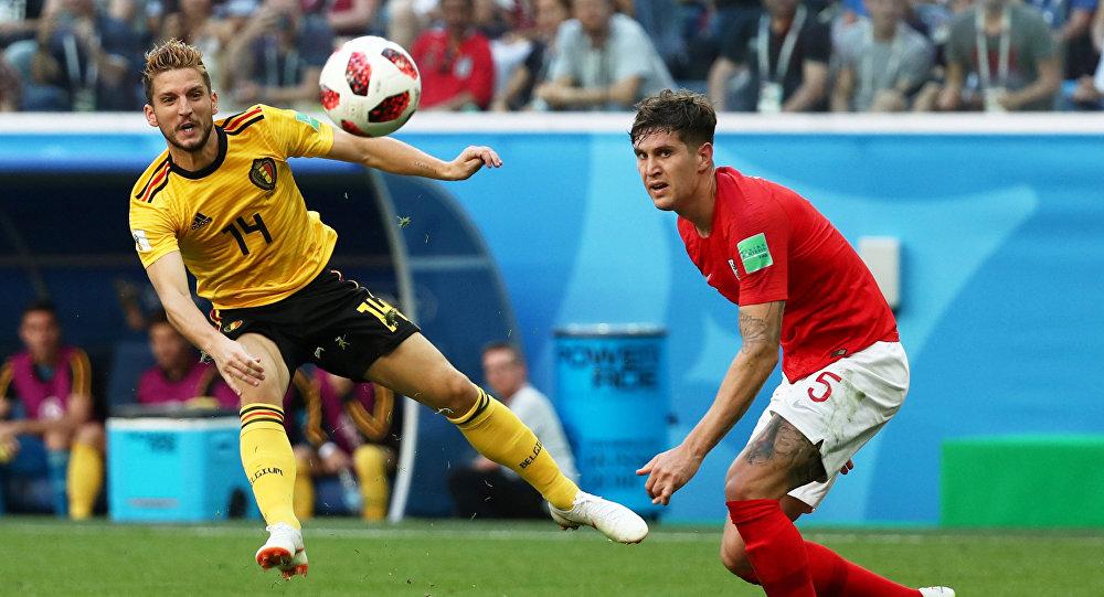 مباراة انجلترا وبلجيكا