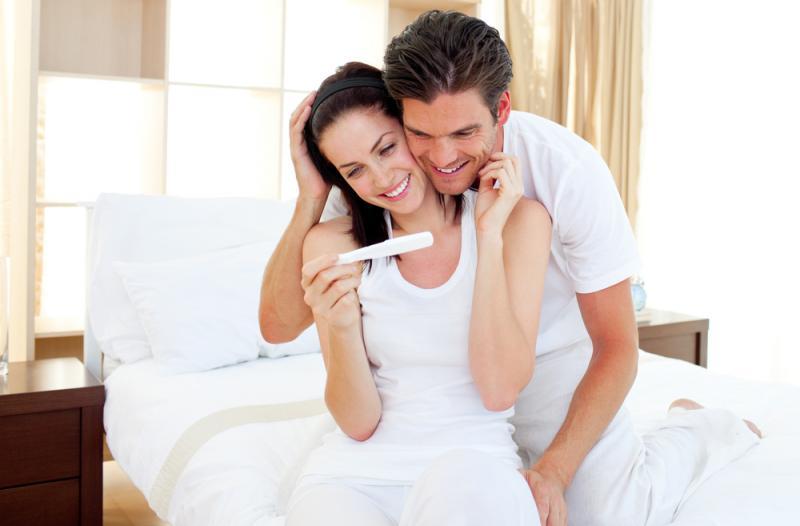 دعم الزوج لزوجته الحامل