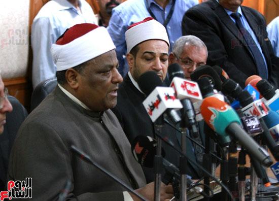 عباس شومان وكيل الأزهر الشريف (4)
