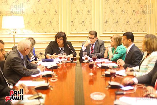 صور لجنة العلاقات الخارجية (1)