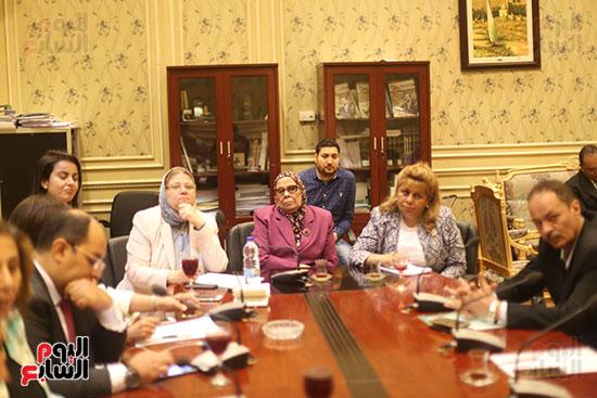 صور لجنة العلاقات الخارجية (8)