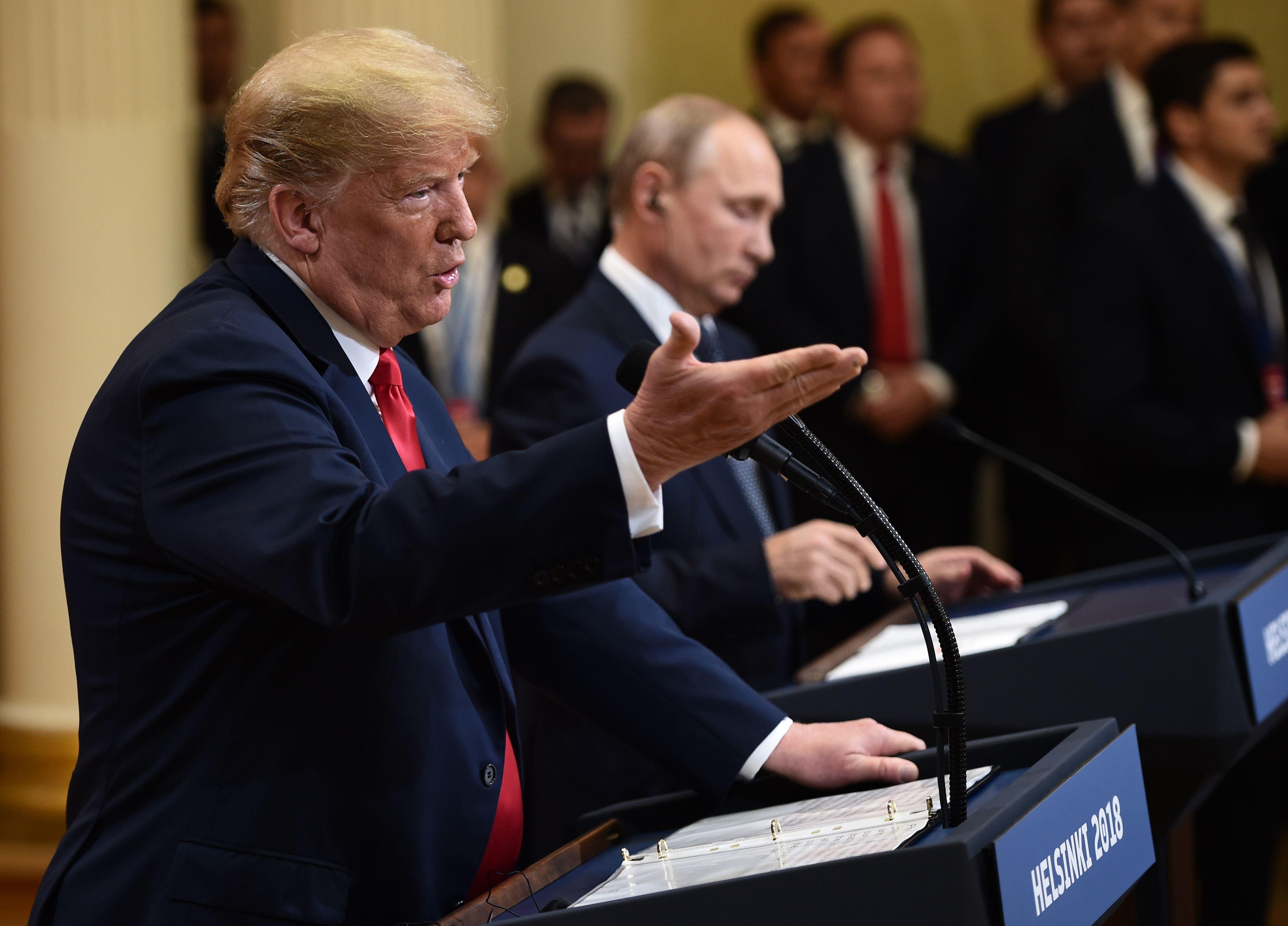القمة الأمريكية الروسية