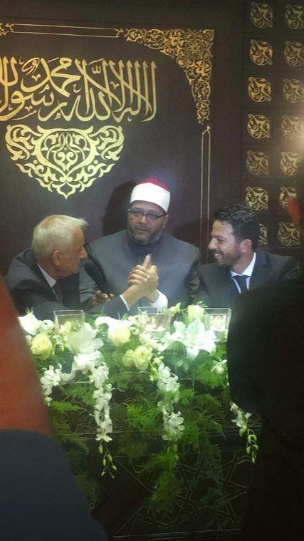 عقد قران عمر الشناوى