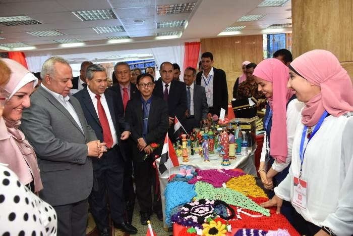 معرض مصري أندونيسي 3