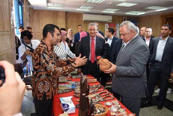 معرض مصري أندونيسي 4
