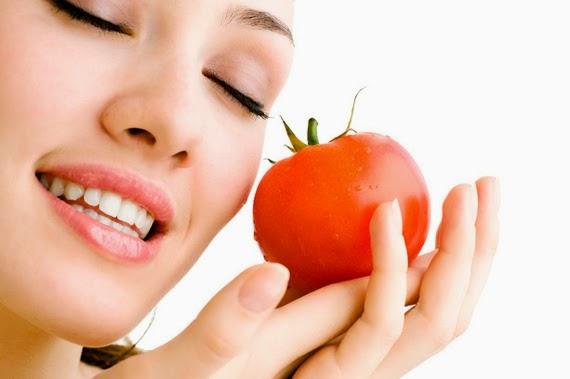 فوائد الطماطم لصحة البشرة