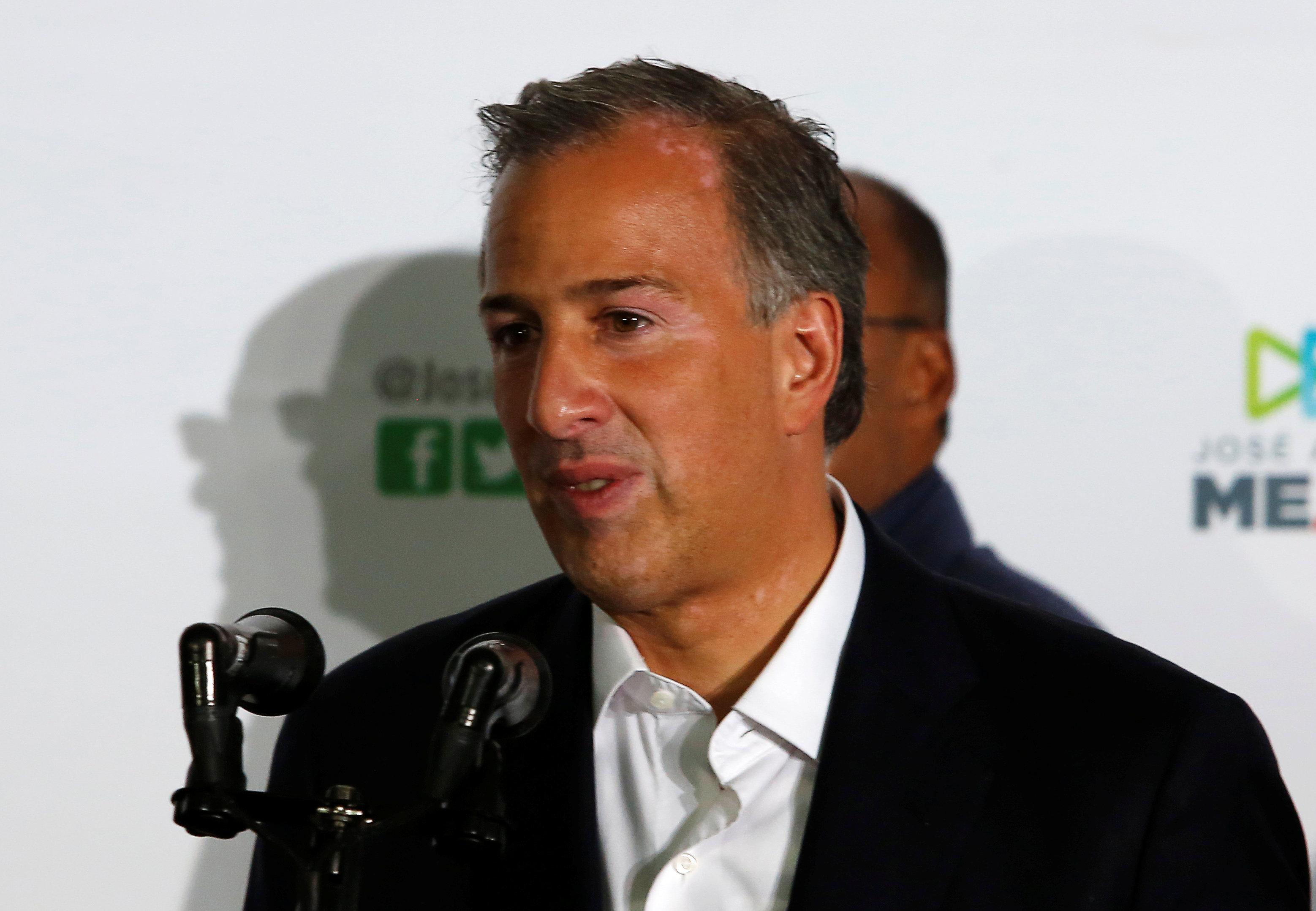 المرشح الرئاسي خوسيه أنطونيو