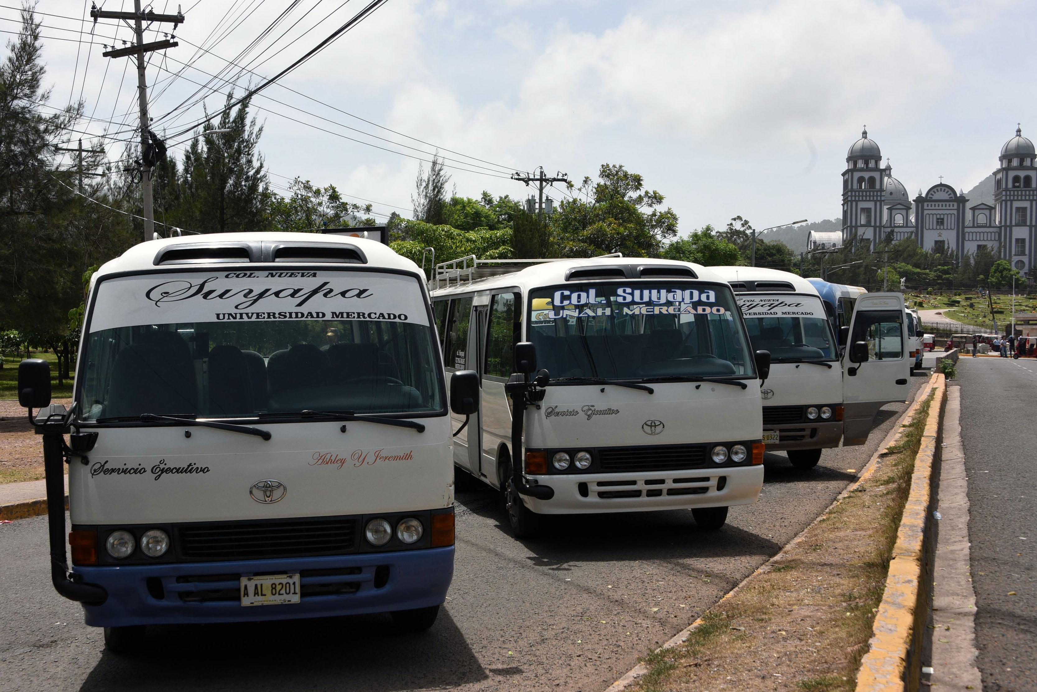 اضراب الحافلات