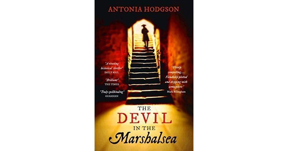 رواية الشيطان فى المارشال للكاتبة أنتونيا هودجسون