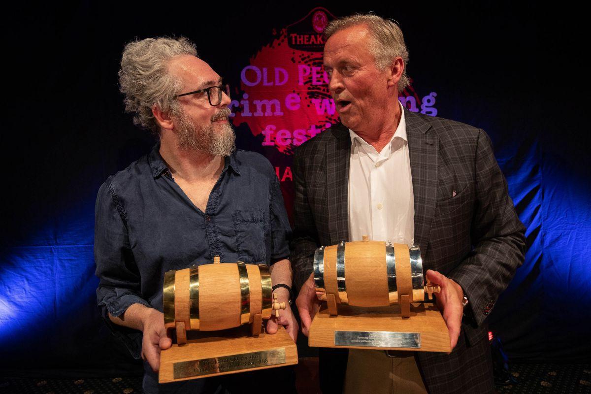 جائزة تكستون بيكيلير للرواية وجائزة المساهمة لرواية الجريمة