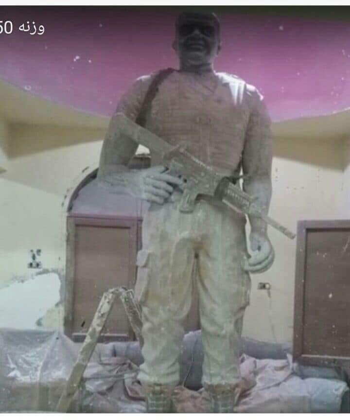 ناحت تمثال الشهيد المنسى (7)