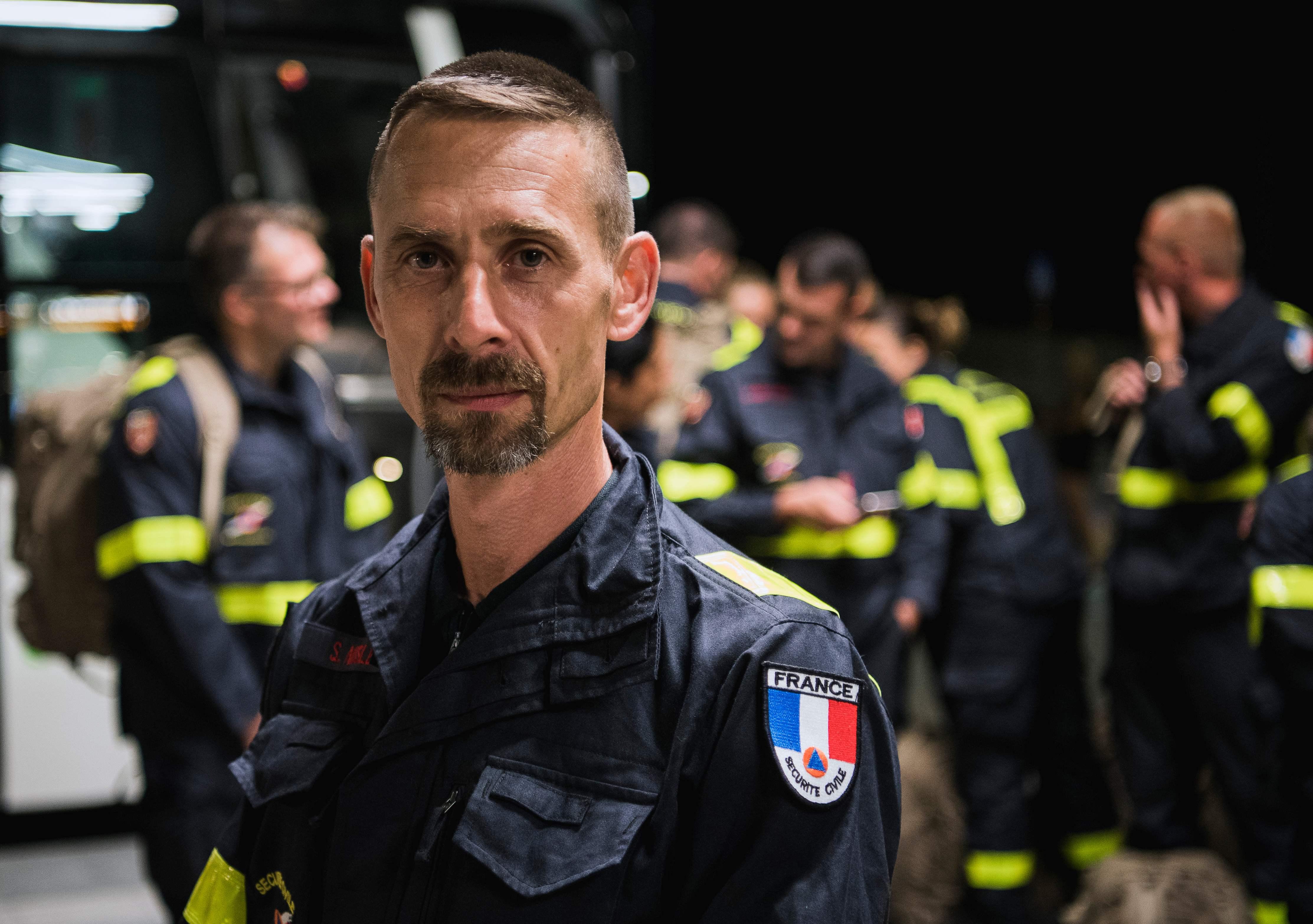 الحماية المدنية الفرنسية