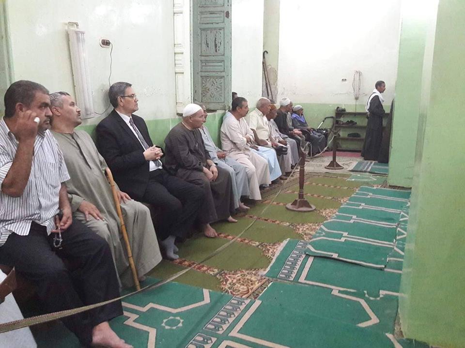 تشيع جنازة شهداء المنيا  (2)