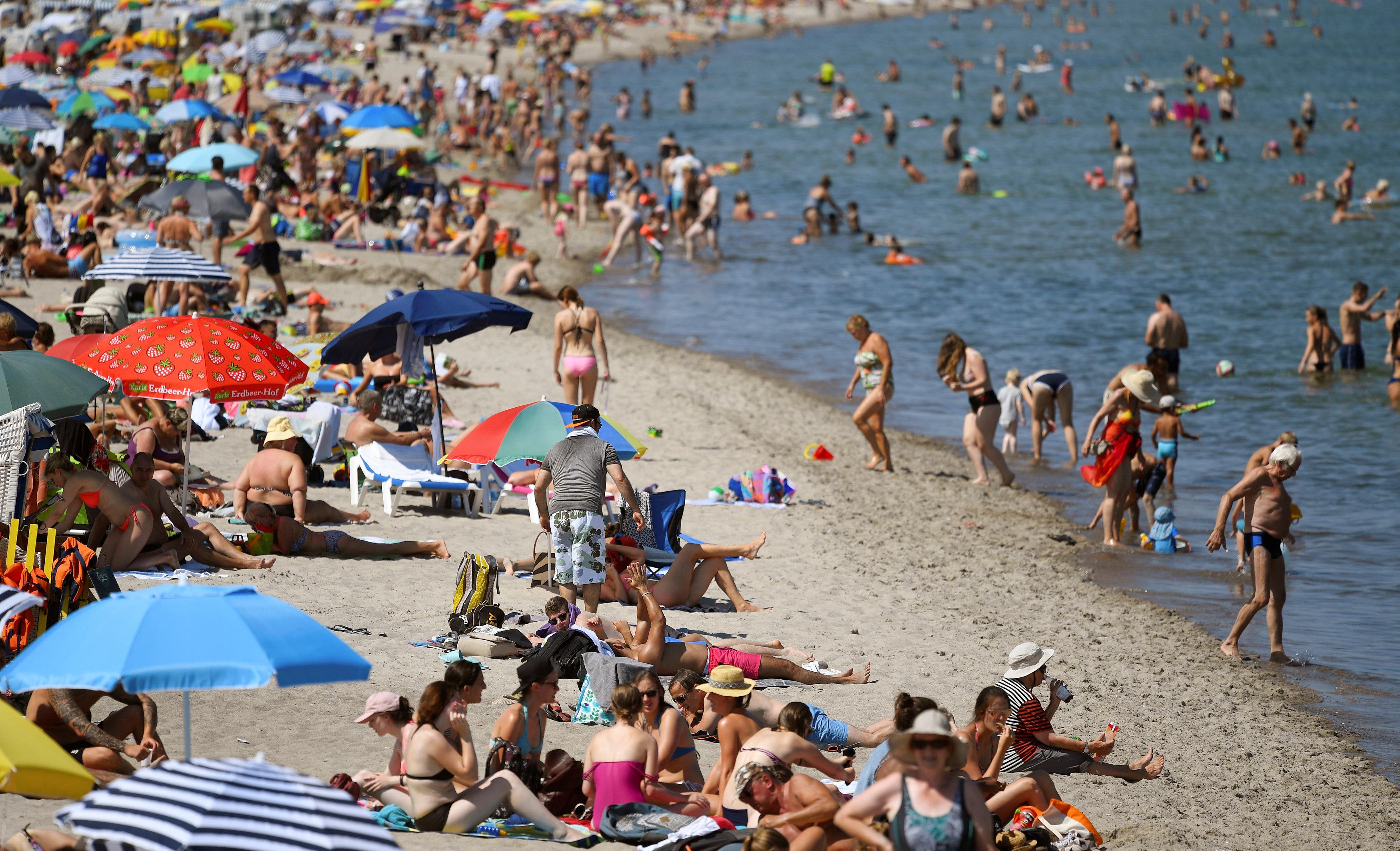 شواطئ بحر البلطيق