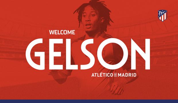 أتلتيكو مدريد يضم جيلسون مارتينيز