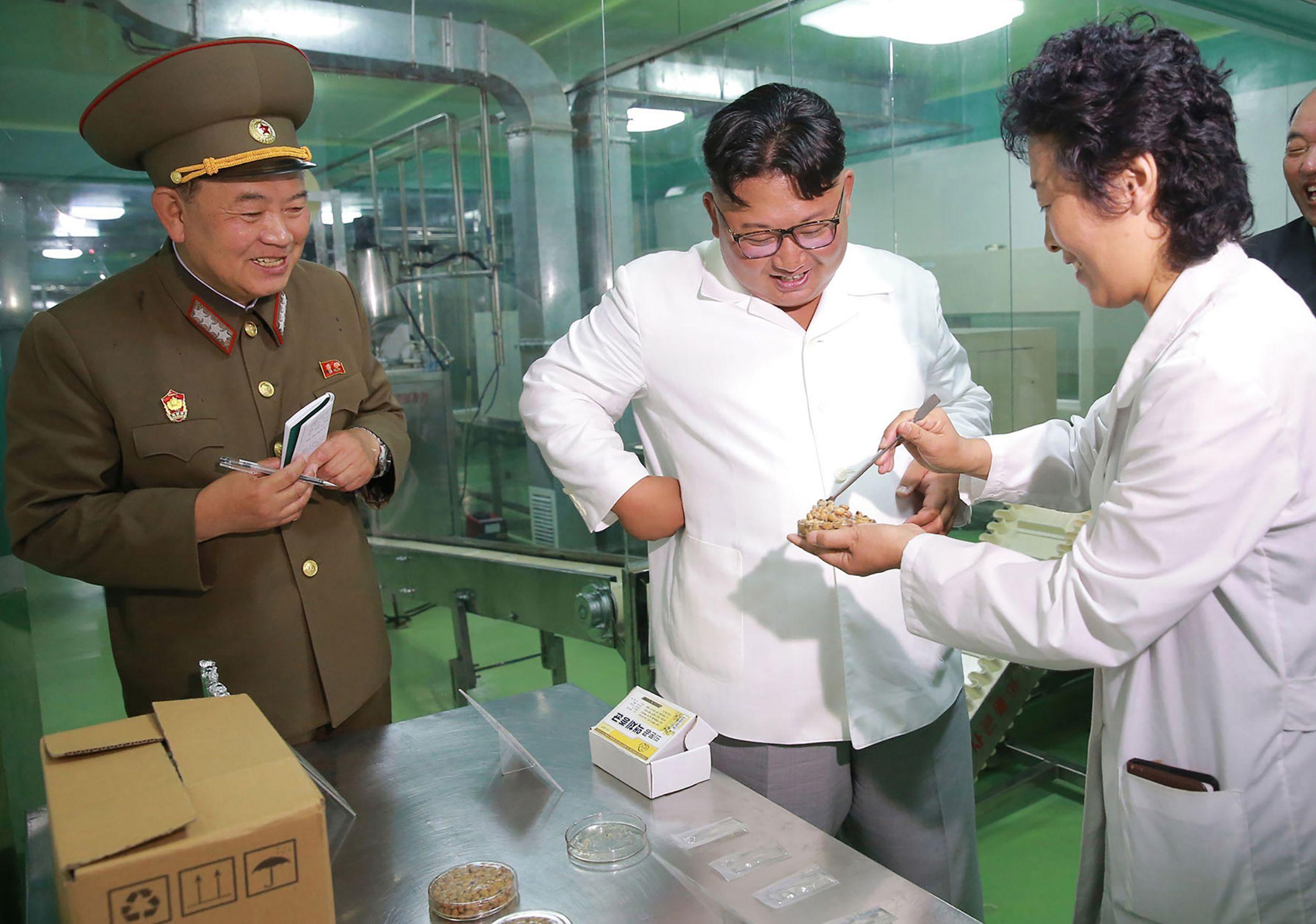 زيارة زعيم كوريا الشمالية