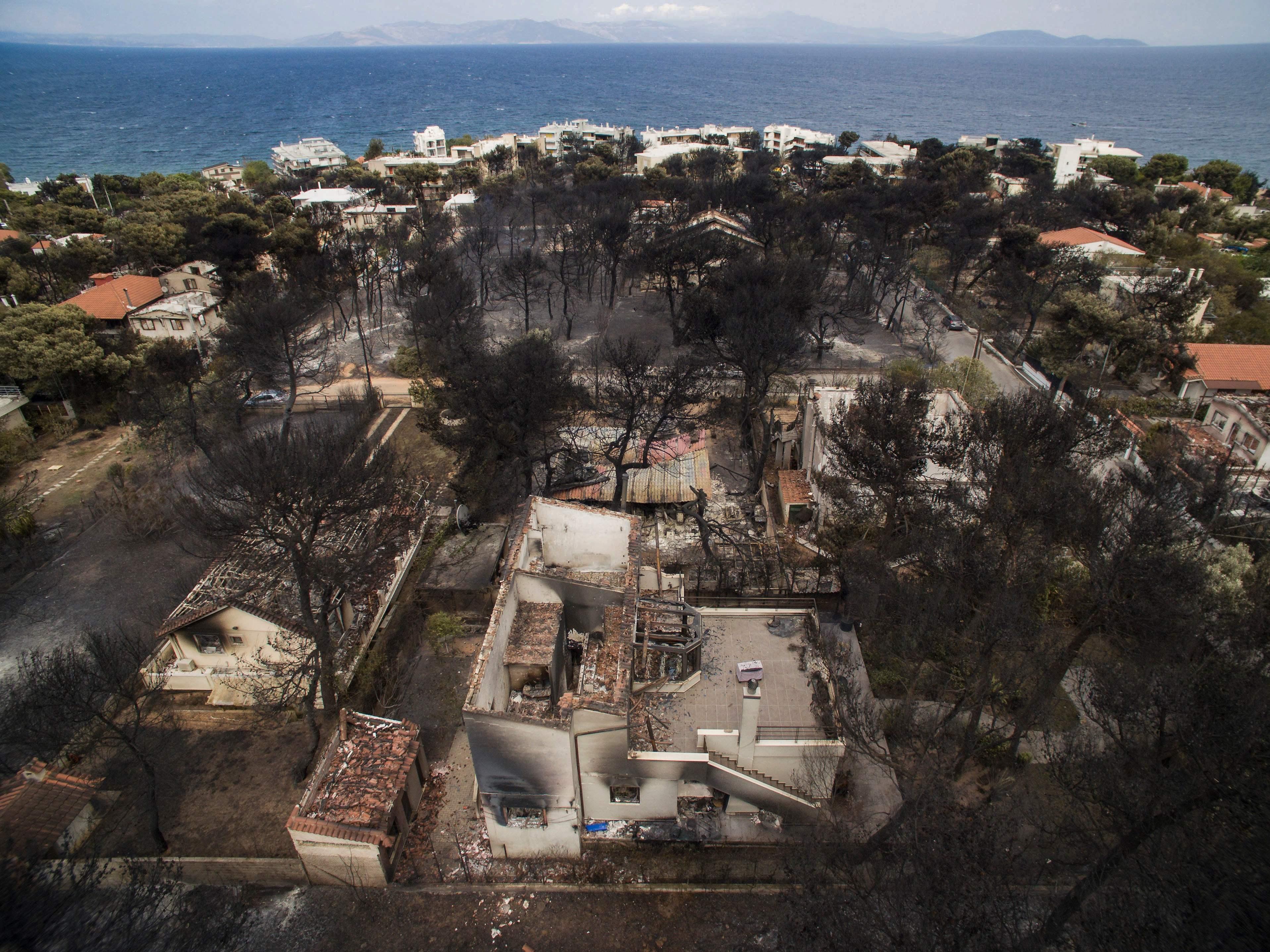 تدمير منازل