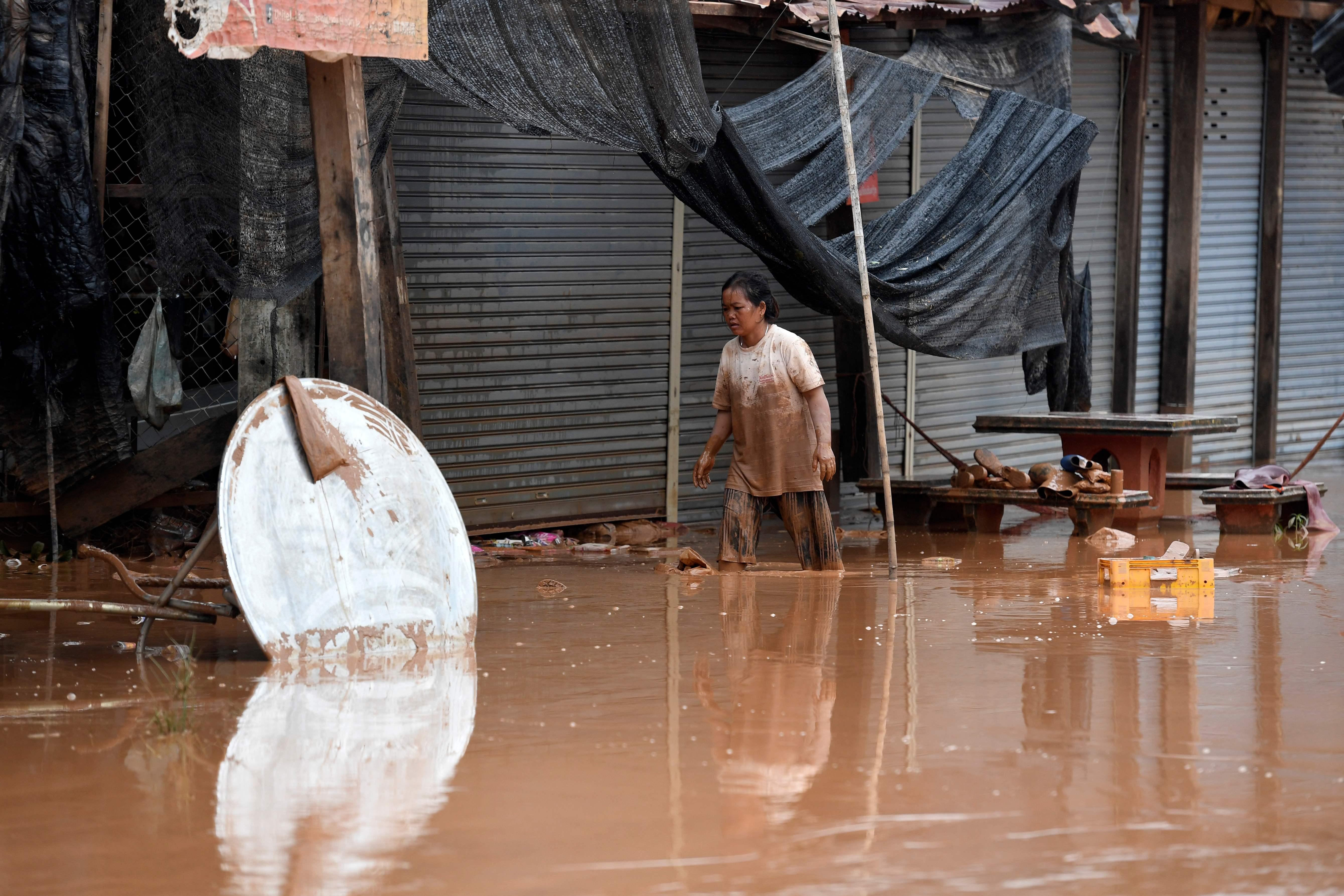 مياه الفيضانات