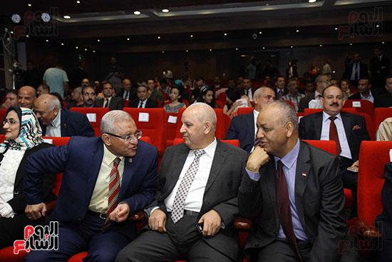 صور مؤتمر مواجهة الإرهاب بين الفكر والقانون (2)