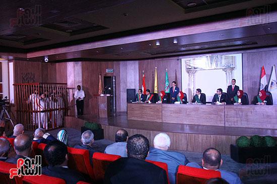 صور مؤتمر مواجهة الإرهاب بين الفكر والقانون (29)