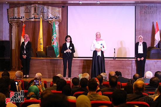 صور مؤتمر مواجهة الإرهاب بين الفكر والقانون (11)
