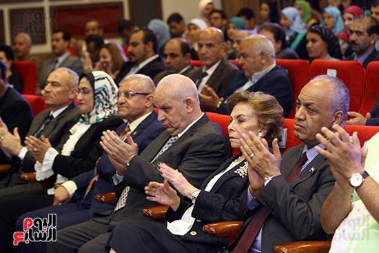 صور مؤتمر مواجهة الإرهاب بين الفكر والقانون (12)