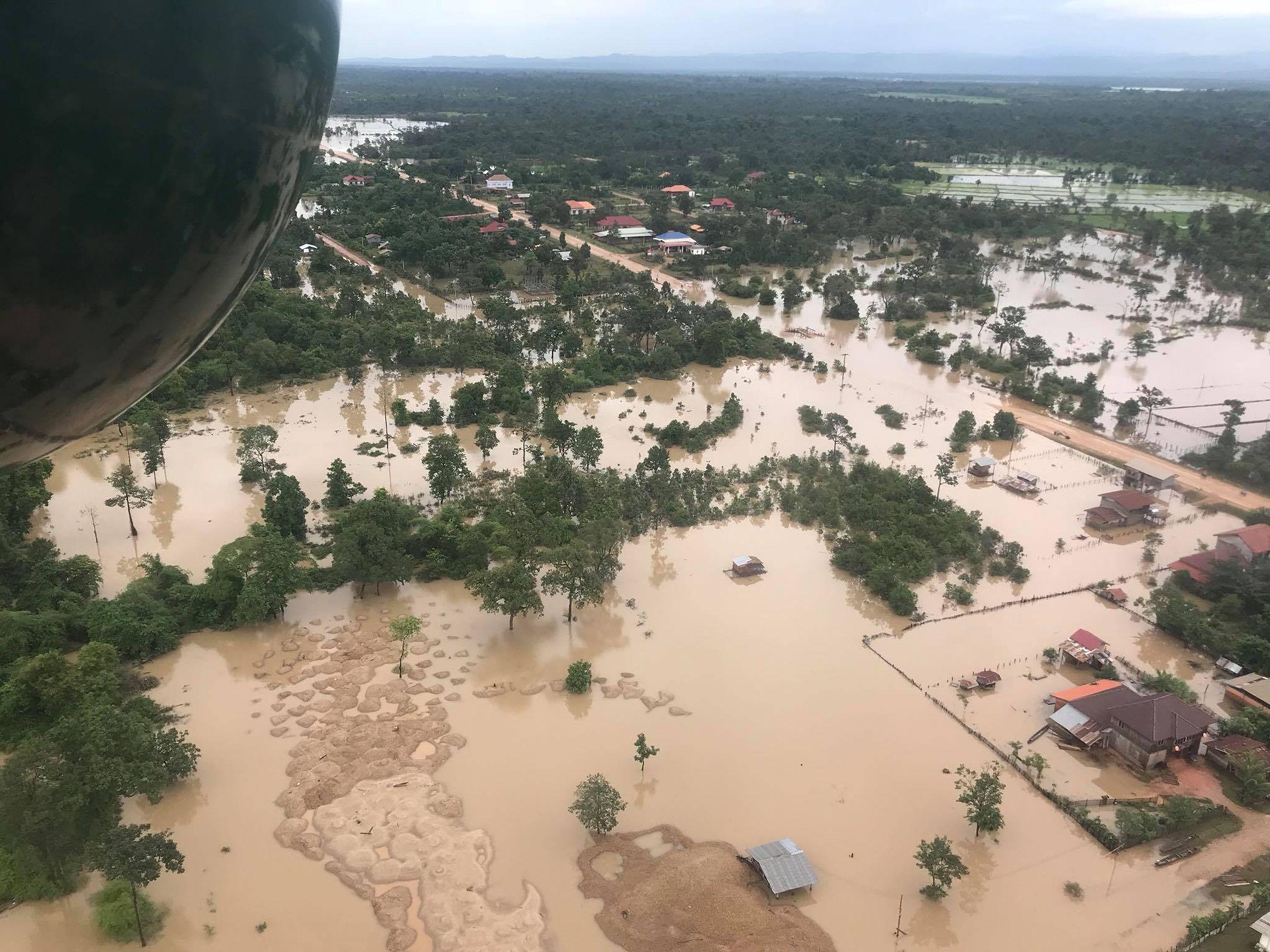 غرق القرى (2)