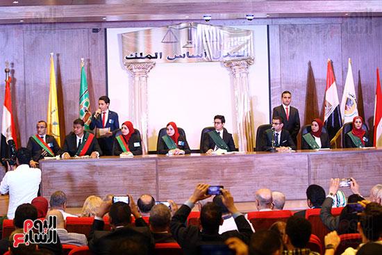 صور مؤتمر مواجهة الإرهاب بين الفكر والقانون (23)