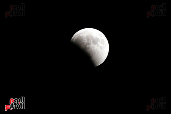 خسوف القمر (1)