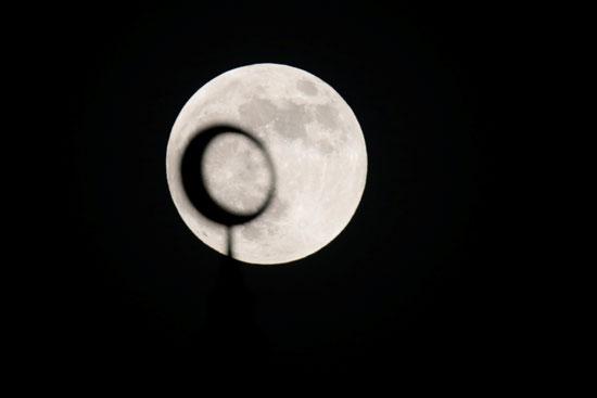 خسوف القمر (9)