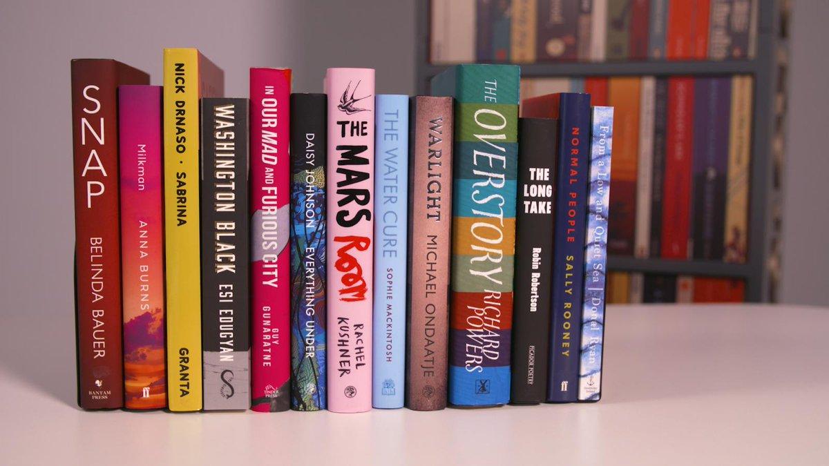 جائزة مان بوكر 2018 روايات القائمة القصيرة
