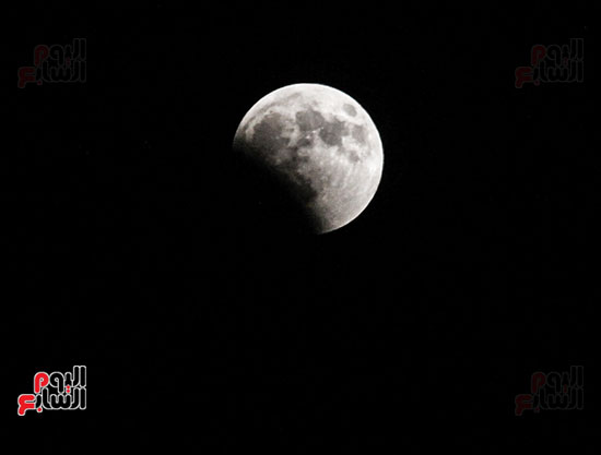 صور خسوف القمر (7)