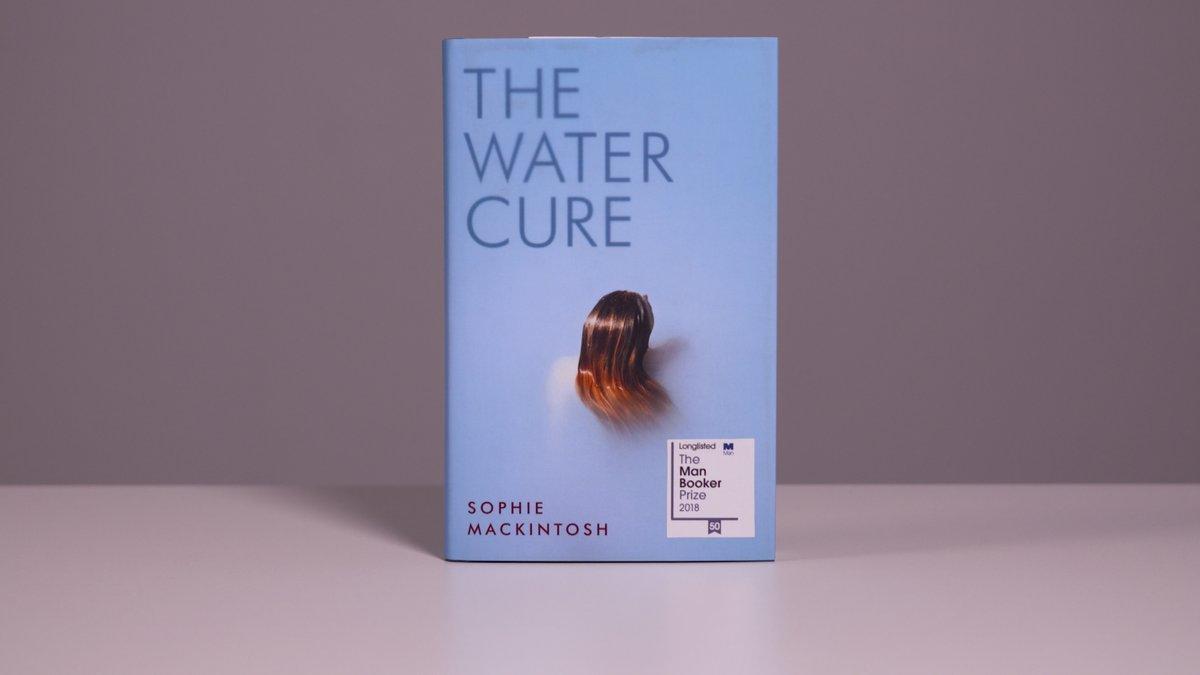 رواية علاج المياه للكاتبة صوفى ماكينتوش