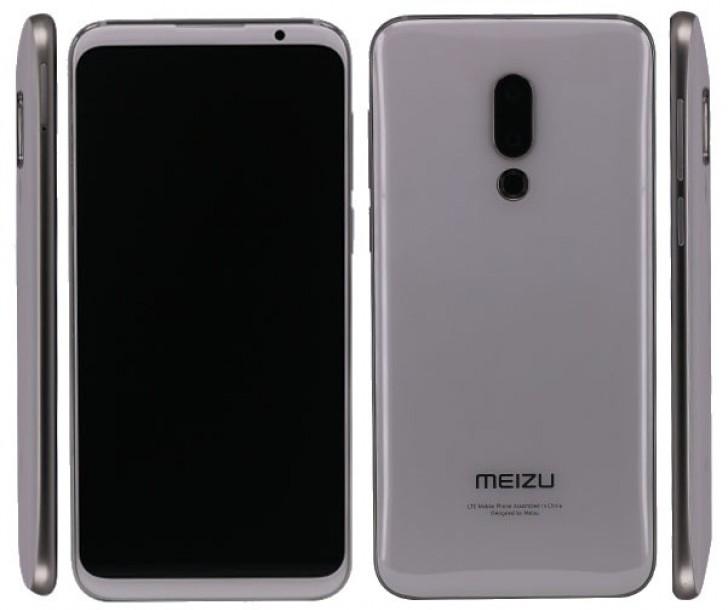 هاتف Meizu 16