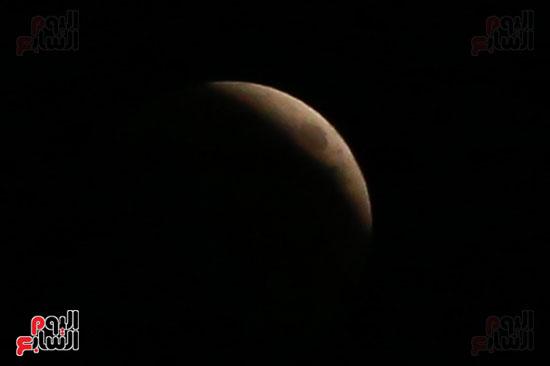 خسوف القمر (2)