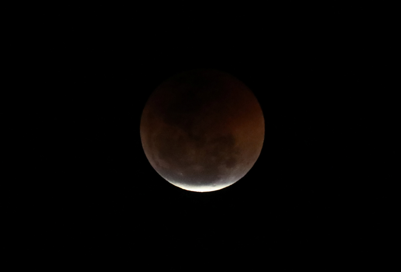 القمر فى ريو دي جانيرو