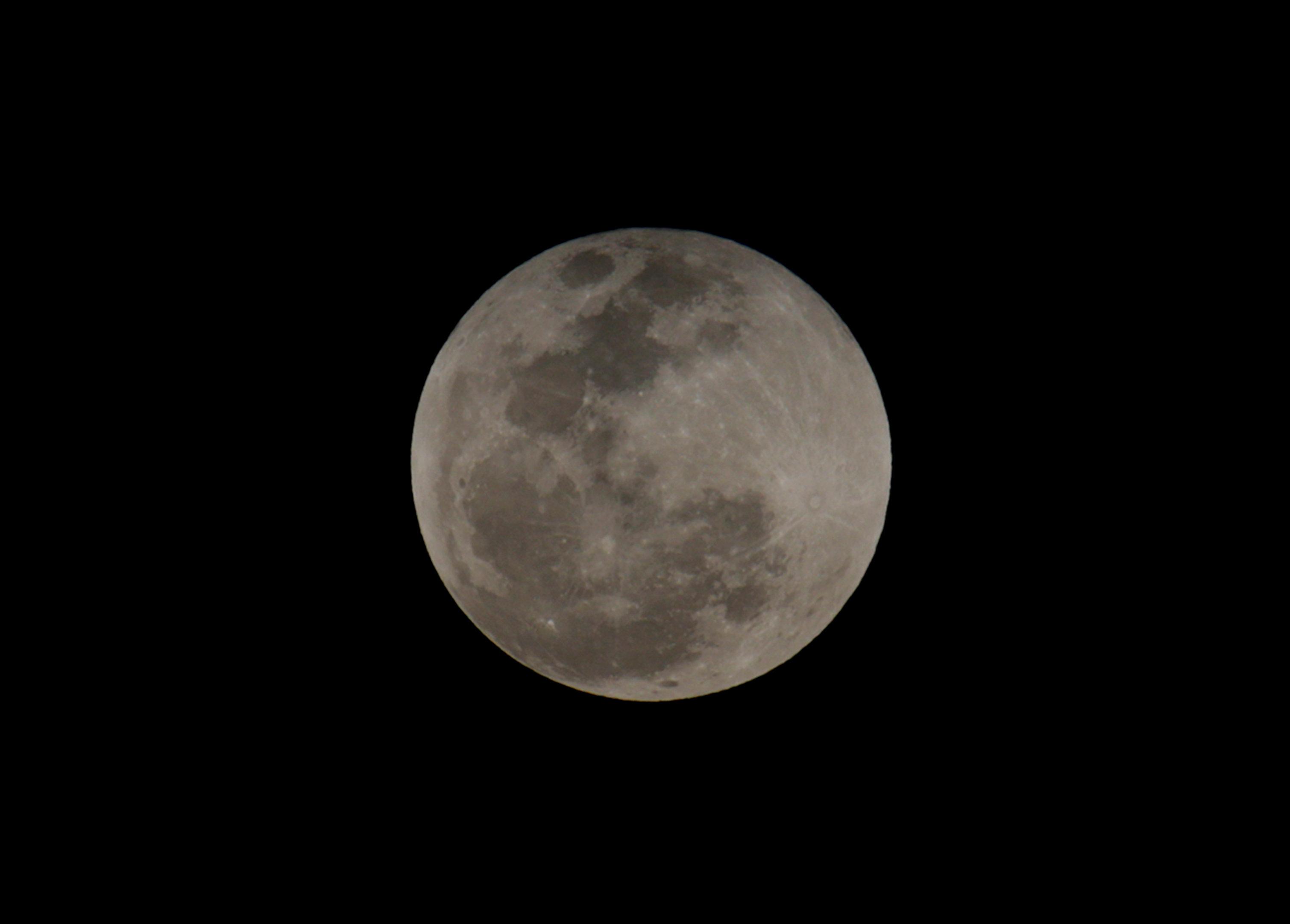 القمر المكتمل فى بوليفيا