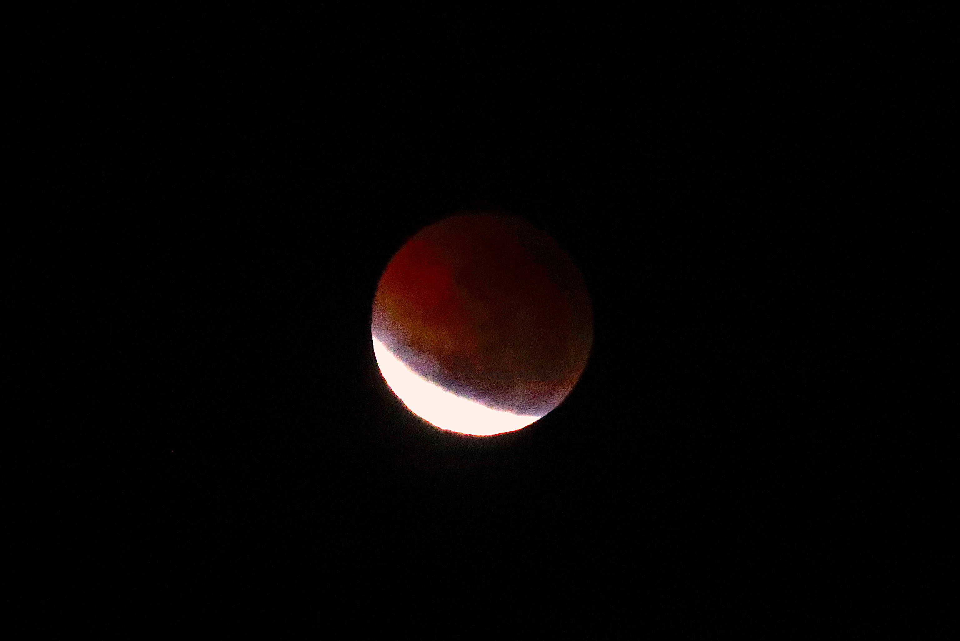 القمر فى أستراليا