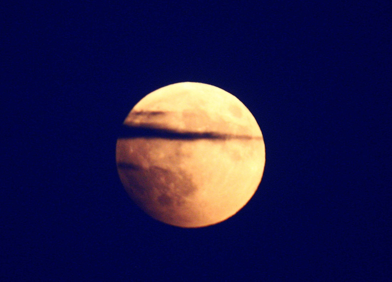 القمر فى مقدونيا