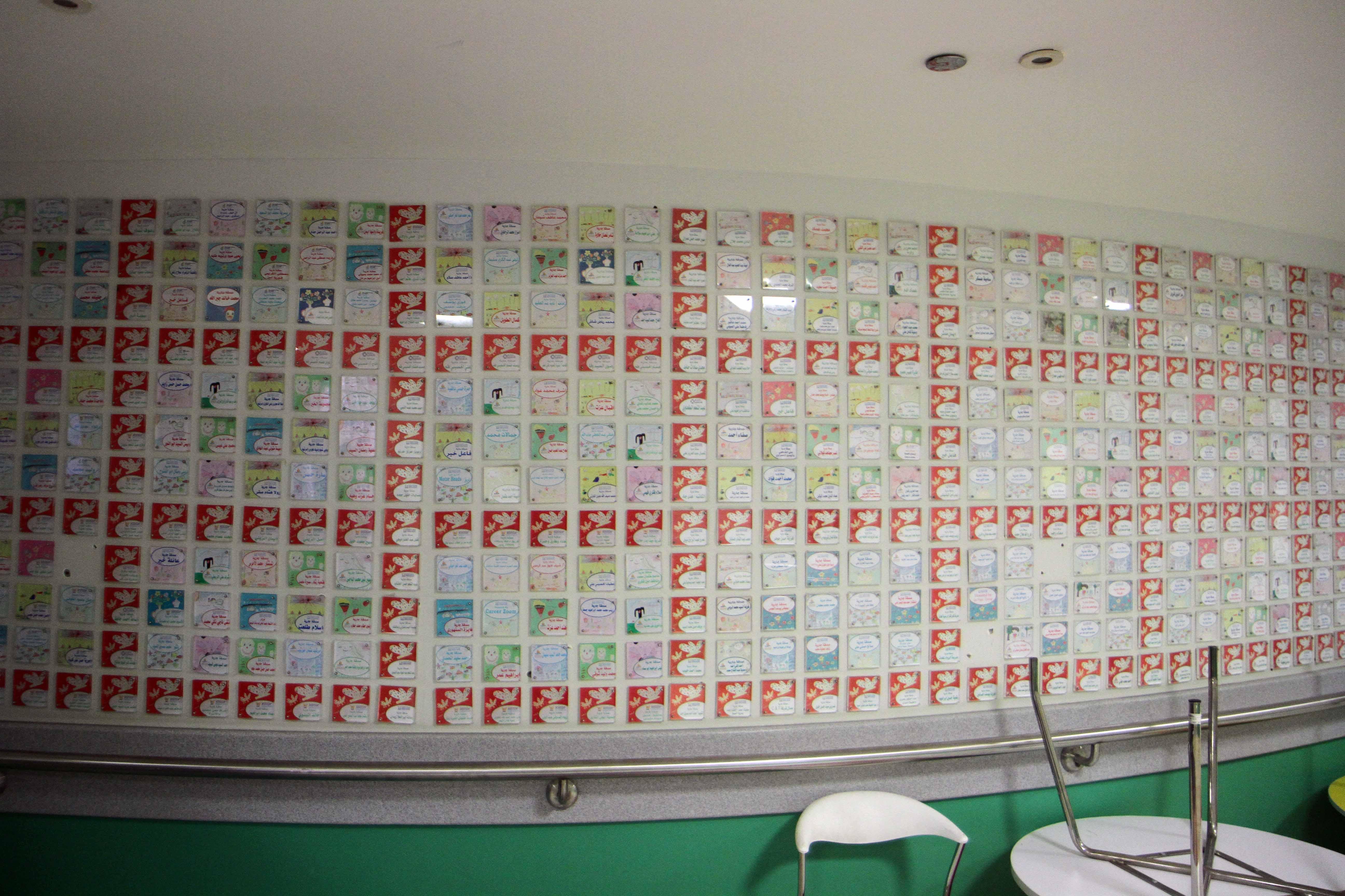 لوحات على حوائط مستشفى 57357 (3)