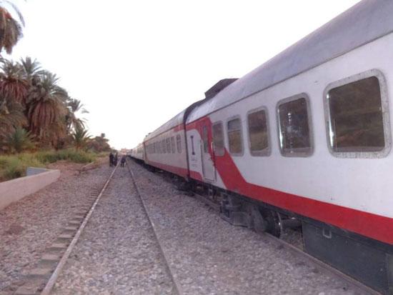 قطار أسوان (1)