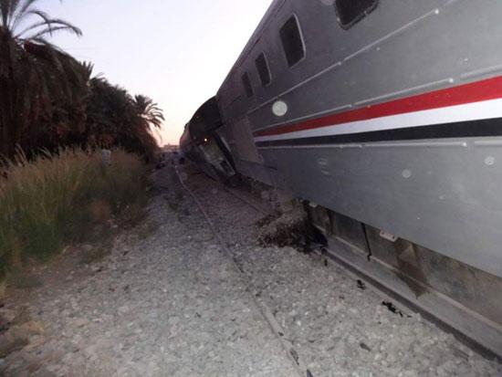 قطار أسوان (2)