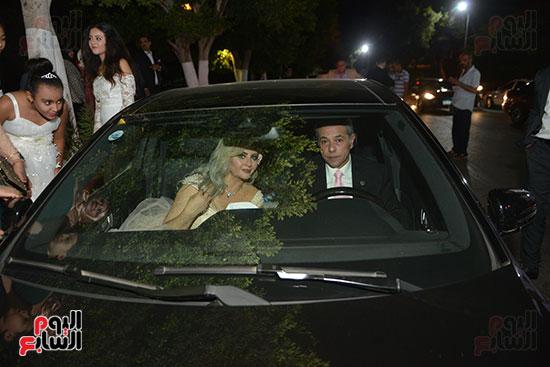صور زفاف توفيق عكاشة و حياة الدرديرى  (23)