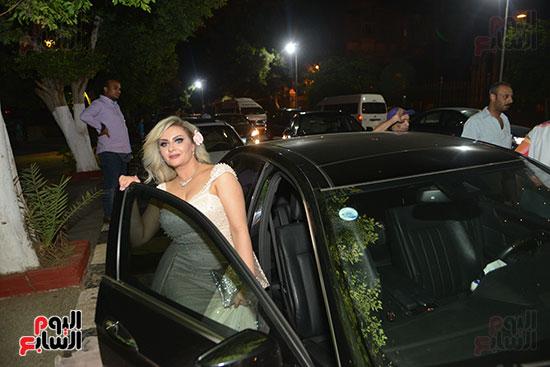 صور زفاف توفيق عكاشة و حياة الدرديرى  (21)